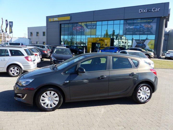 Opel Astra IV 1,6 16V 115KM, Salon Polska, niski przebieg
