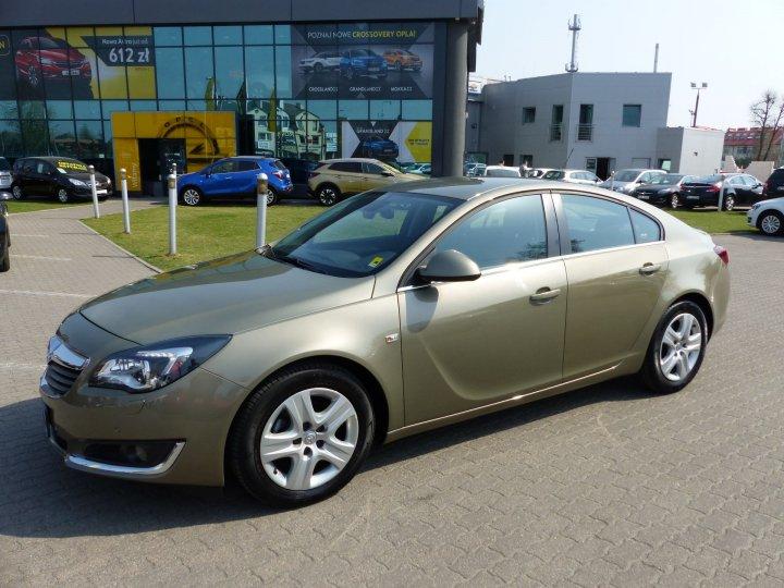 Opel Insignia 2,0 CDTI 170KM, Salon Polska Gwarancja