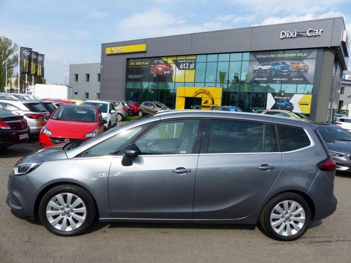 Opel Zafira C 2,0 CDTI 170KM ACC, Automat 7osób Vat23%