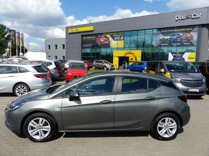 Opel Astra V 1,4 T 150KM, Enjoy+Business+Zimowy AUTOMAT