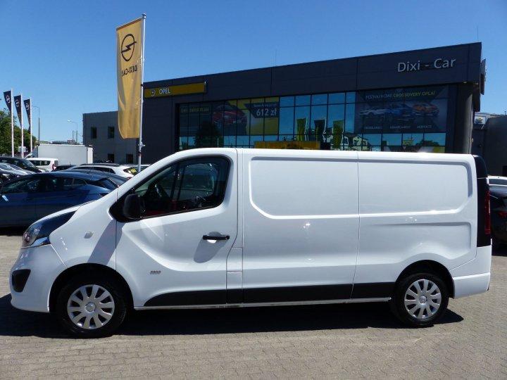 Opel Vivaro L2H1 1,6 CDTI 120 KM Vat23%