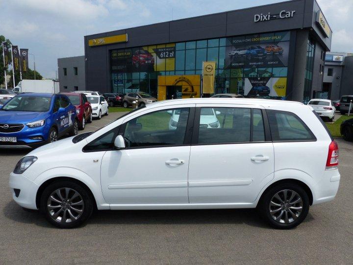 Opel Zafira 1,7 CDTI 110KM Niski Przebieg