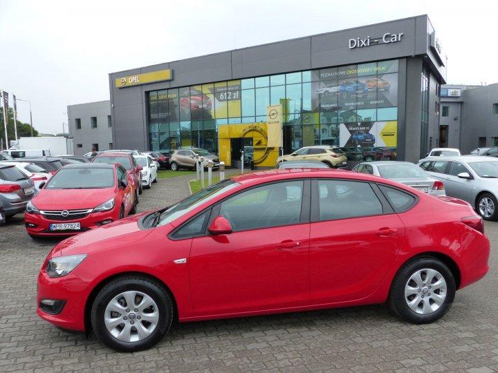 Opel Astra IV 1,6 CDTI 136KM Sedan, Salon PL, Vat23%