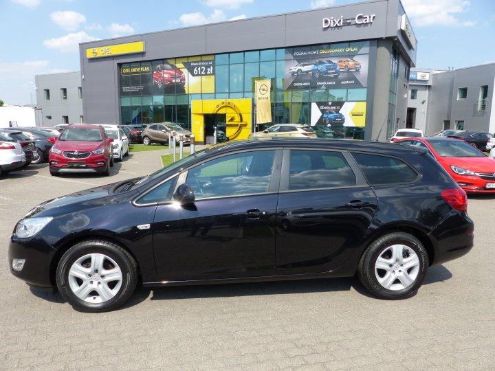 Opel Astra IV kombi 1.6 16v Serwis ASO Gwarancja