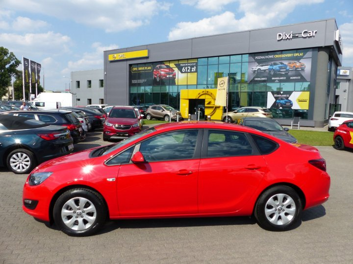 Opel Astra IV 1,6 CDTI 136KM, Salon Polska, Sedan, Vat23%