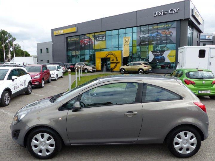Opel Corsa D 1,4 benzyna 100KM, Salon PL, niski przebieg