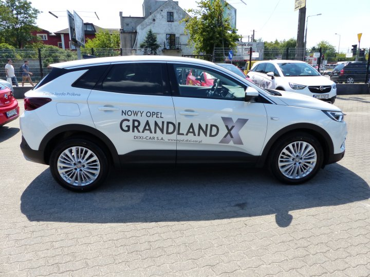 Grandland X Elite B1.2XHT 130KM AT6 S/S