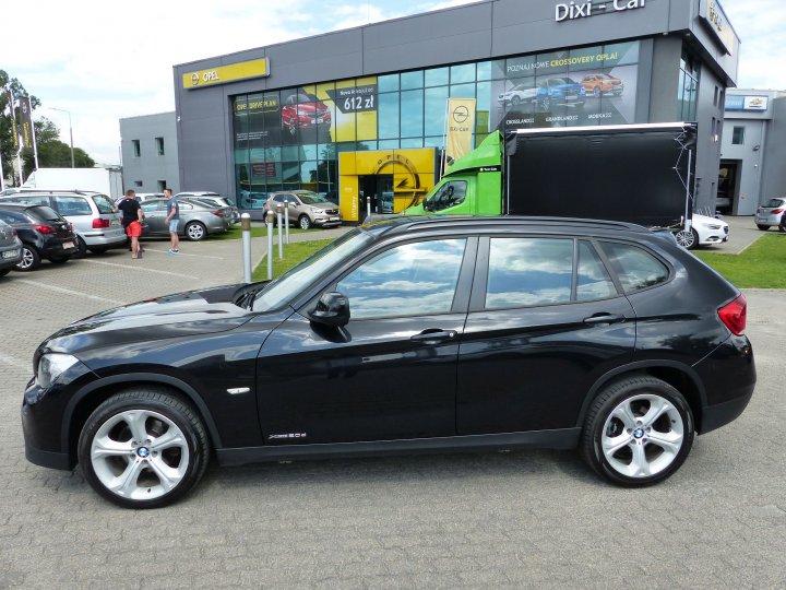 BMW X1 xDRIVE 20 D Xenon Automat Gwarancja