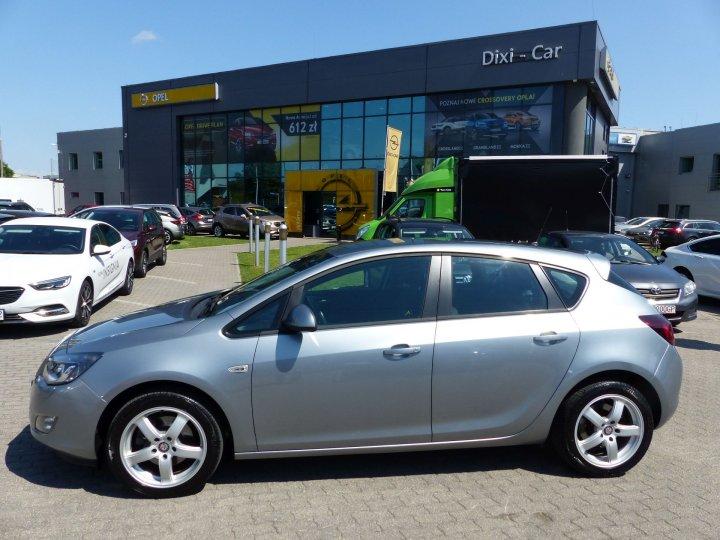 Opel Astra IV 1,6 Turbo 180KM, Bixenon, Automat, 5dr