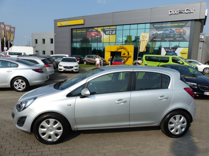 Opel Corsa D 1,4 100KM, Salon Polska, Enjoy, Vat23%