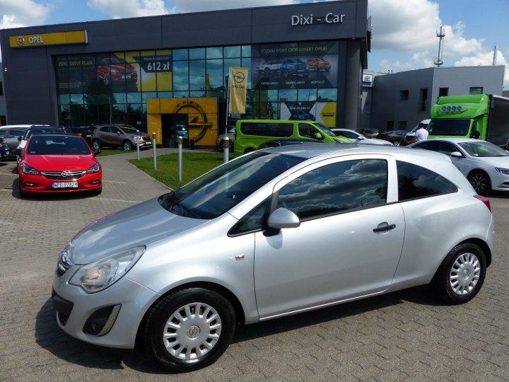 Opel Corsa D VAN 1,3 CDTI 75KM, Salon PL, Vat23%