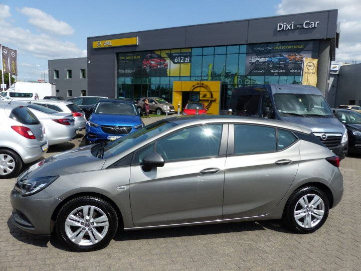 Opel Astra V 1,4 T 125KM, Enjoy+Business+Zimowy, Vat23%