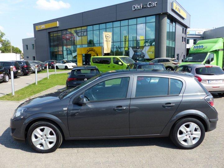 Opel Astra III 1,4 benzyna 90KM, Easytronic, Salon Polska