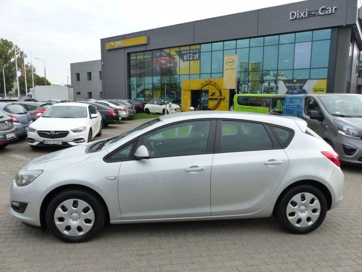 Opel Astra IV 1,6 16V 115KM, Salon PL, Vat23%