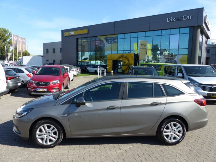 Opel Astra V Sports Tourer 1,4 Turbo 125KM, Salon PL, Vat23%