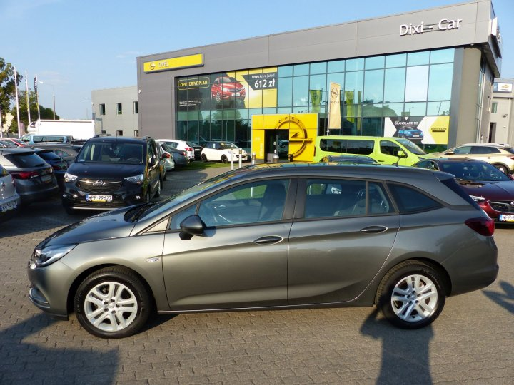 Opel Astra V Sports Tourer 1,4 Turbo 125KM,Enjoy+Business,Salon PL,Vat23