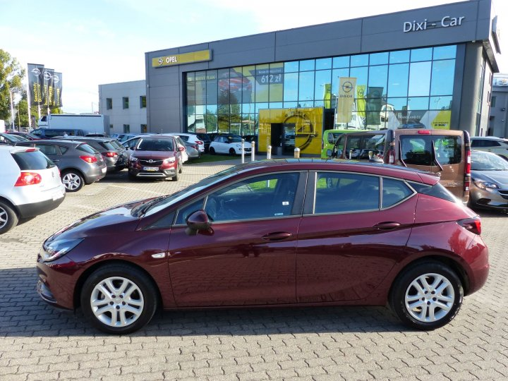 Opel Astra V 1,4 Turbo 125KM,Enjoy+Business+Zimowy,Vat23%
