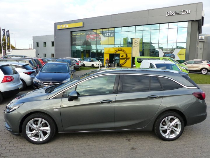 Opel Astra V Sports Tourer Dynamic 1,4 150KM, Salon Polska