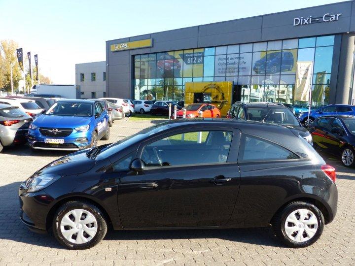 Opel Corsa E 1,2 70KM, 3DR, Podgrzewane fotele, kierownica, szyba, PDC