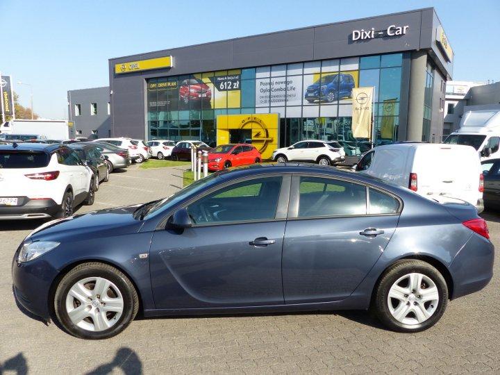 Opel Insignia 4DR 1,8 140KM, niski przebieg, 2010r
