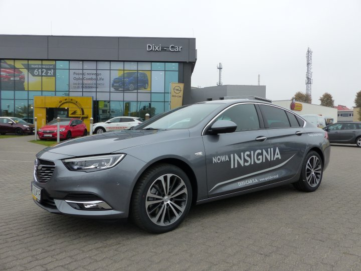 Insignia 5dt Elite 1.6 200KM AT6 Start/Stop