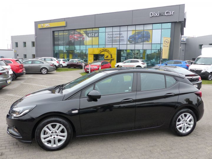 Opel Astra V 1,4 125KM Enjoy+Business+Zimowy, 2018, Vat23%