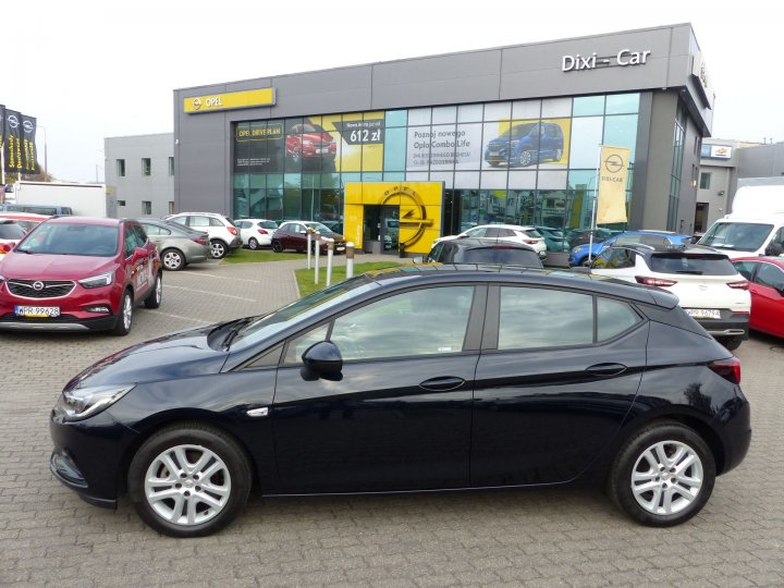 Opel Astra V Sports Tourer 1,4T 125KM, Enjoy+Business+Zimowy Vat23%