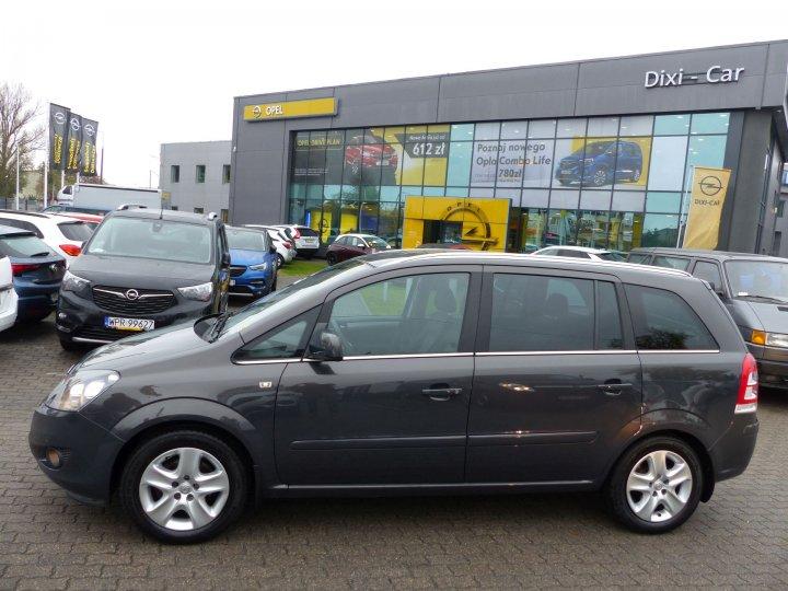 Opel Zafira B 1,8 16V 140KM, 7 osób, salon PL, 2014r