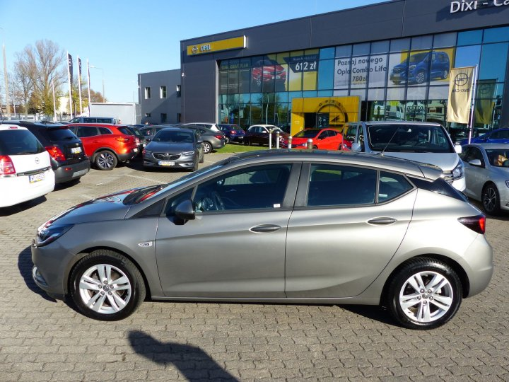 Opel Astra V 1,4 T 150KM, Enjoy+Business+Zimowy AUTOMAT