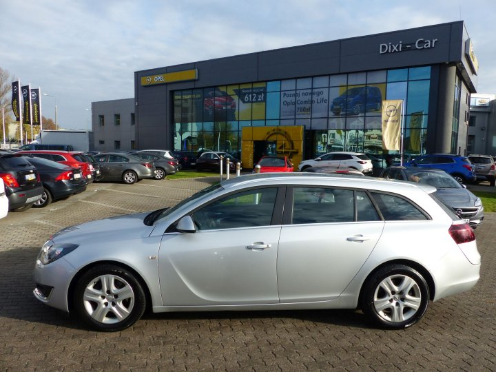 Opel Insignia Sports Tourer 2,0 CDTI 163KM, Vat23%