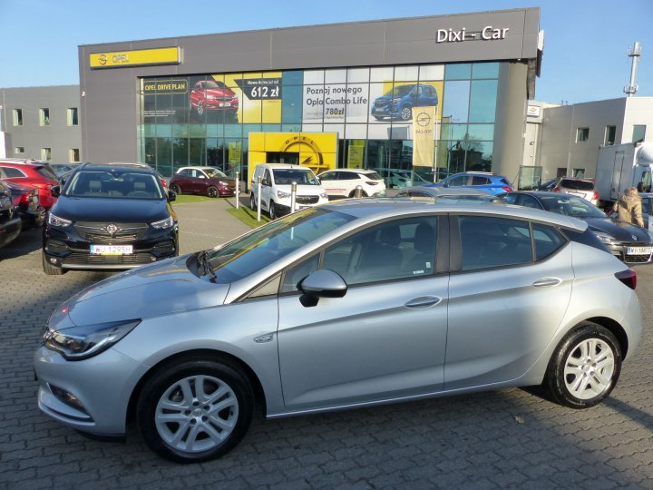 Opel Astra V 1,4 T 125KM, Enjoy+Business+Zimowy,Salon PL, Vat23%