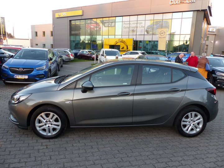 Opel Astra V 1,4 Turbo 150KM, Enjoy+Business+Zimowy,Vat23%,2018