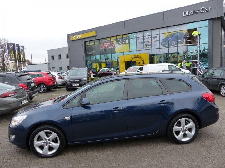 Opel Astra IV Sports Tourer 1,4 Turbo 140KM, LPG 150 Edycja Opla
