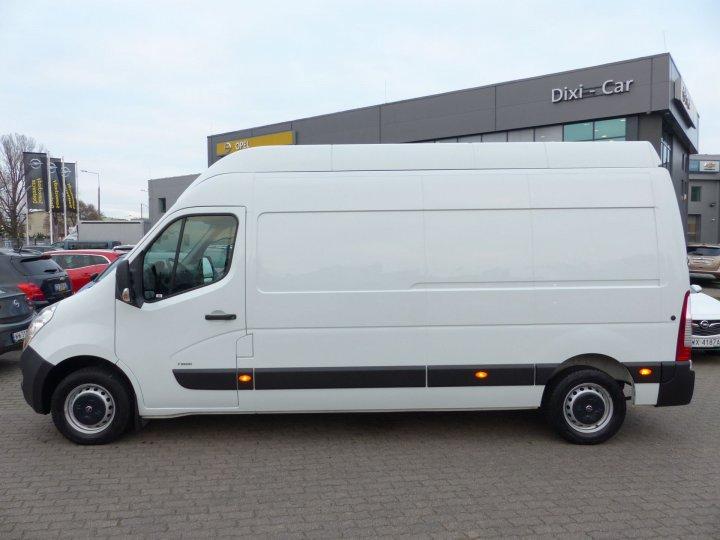 Opel Movano L3H3 2,3 CDTI 130KM, Salon Gwarancja KILKA SZTUK WYPRZEDAŻ