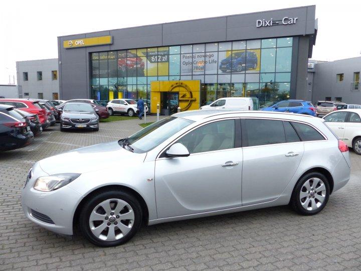 Opel Insignia Sports Tourer Cosmo 2,0 Cdti 160KM, Automat