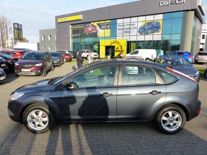 Ford Focus MK2 1,6 benzyna 102KM, Salon Polska, niski przebieg