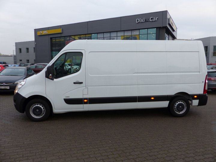 Opel Movano L3H2 2,3 CDTI 130KM, Euro 6