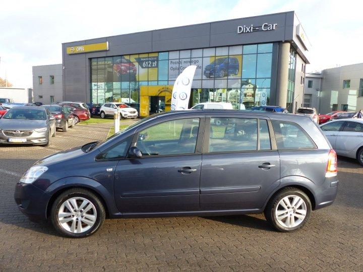 Opel Zafira B 1.8 16v 140KM 100% Serwis