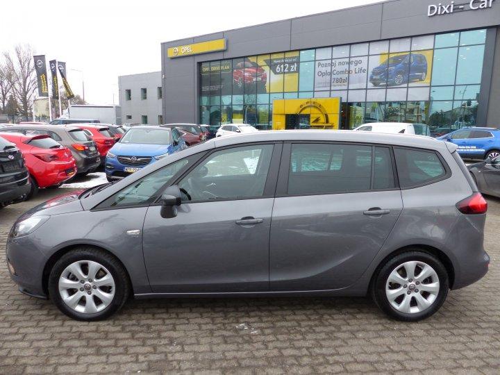 Opel Zafira C 2,0 CDTI 170KM Niski Przebieg Serwis ASO Gwarancja