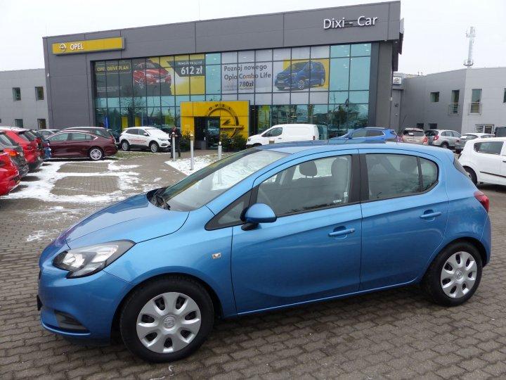 Opel Corsa E 1,4 90KM, Enjoy, Salon PL, Vat23% OnStar