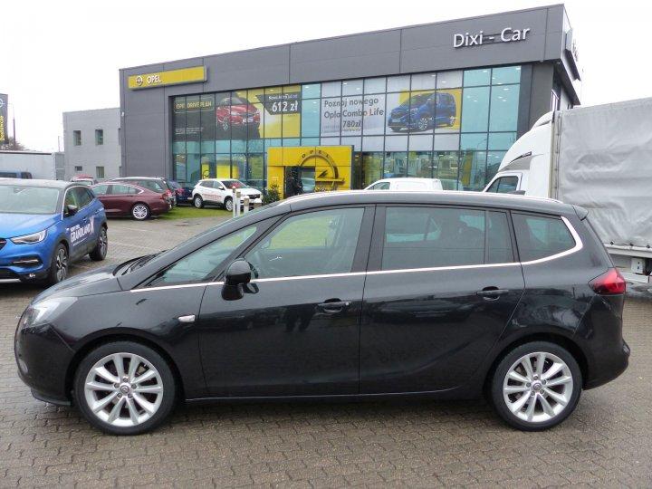 Opel Zafira C 2,0 CDTI 170KM, Skóra, Automat, 7 osobowa