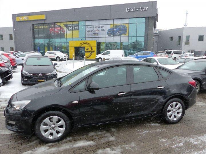 Opel Astra IV 1,6 CDTI 110KM, Salon Polska, Vat23%