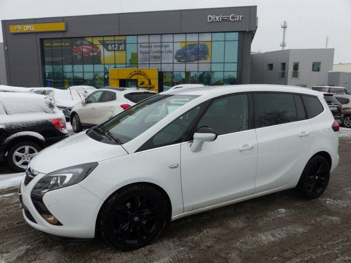Opel Zafira C Cosmo 2,0 CDTI 170KM 7 osób