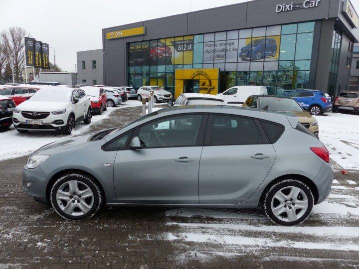 Opel Astra IV 1,6 Turbo 180KM, Bagażnik rowerowy, Nawigacja
