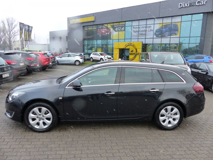 Opel Insignia FL 2,0 CDTI 163KM, Automat, Skóra,Panorama,Navi