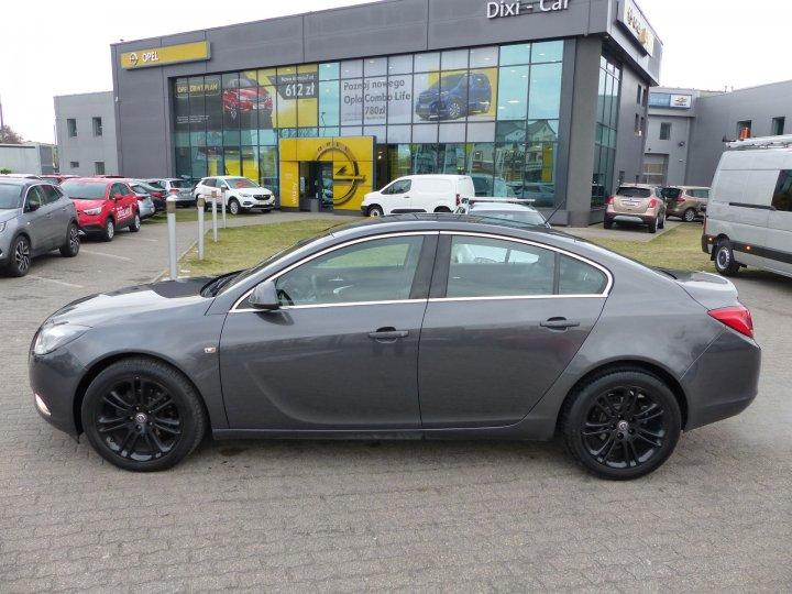 Opel Insignia Cosmo 2,0 CDTI 160KM, Salon Polska, Skóra