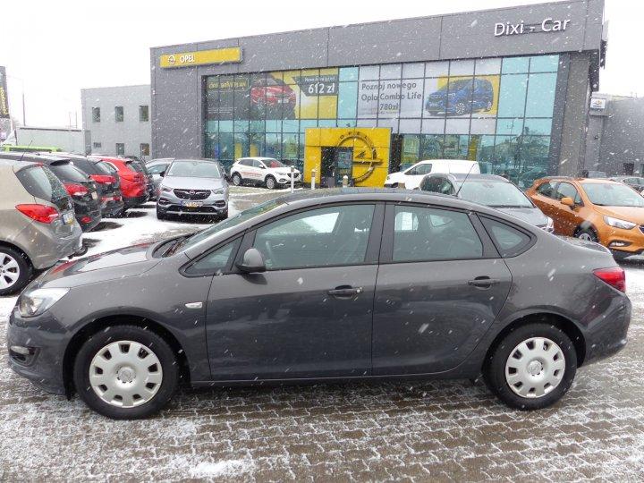 Opel Astra IV 1,6 benzyna 115KM,Salon Polska, Vat23%