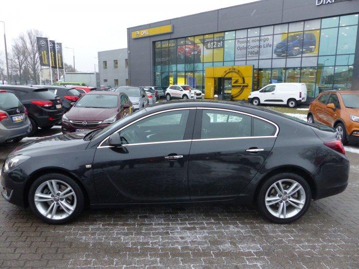 Opel Insignia FL 2,0 CDTI 163KM, Cosmo, Automat, Skóra