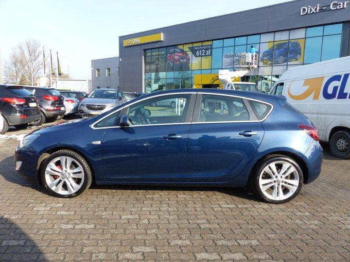 Opel Astra IV 1,6 115KM, Automat, Sport
