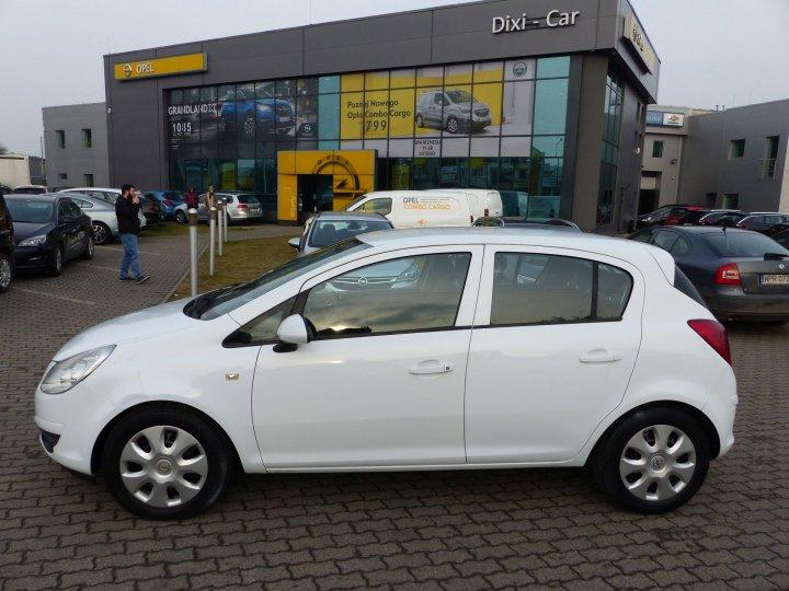 Opel Corsa D 1,2 benzyna 80KM, Automat, Salon Polska